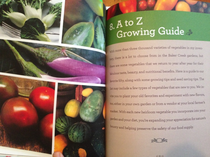 Prepare to be amazed. This guide includes crops you are familiar along with many heirloom varieties you've probably never seen before.